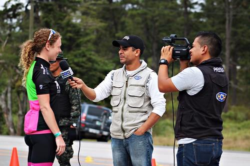 Cuarta etapa CAC2017: Santa Cruz de Yojoa-Siguatepeque