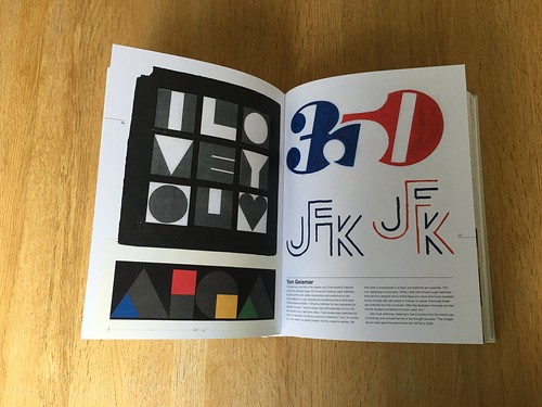 Typography Sketchbooks by Steven Heller and Lita Talarico | by Ben Terrett