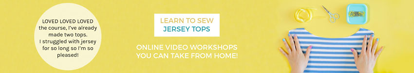 Tilly and the Buttons online video workshops