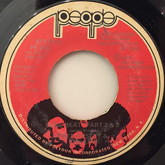 FRED WESLEY & THE JB'S:SAME BEAT(LABEL SIDE-B)