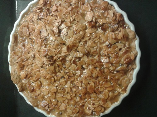 Weekend Cook - Almond Tart