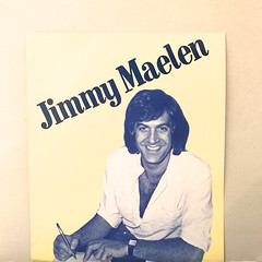 JIMMY MAELEN:BEATS WORKIN'(INNER 1)