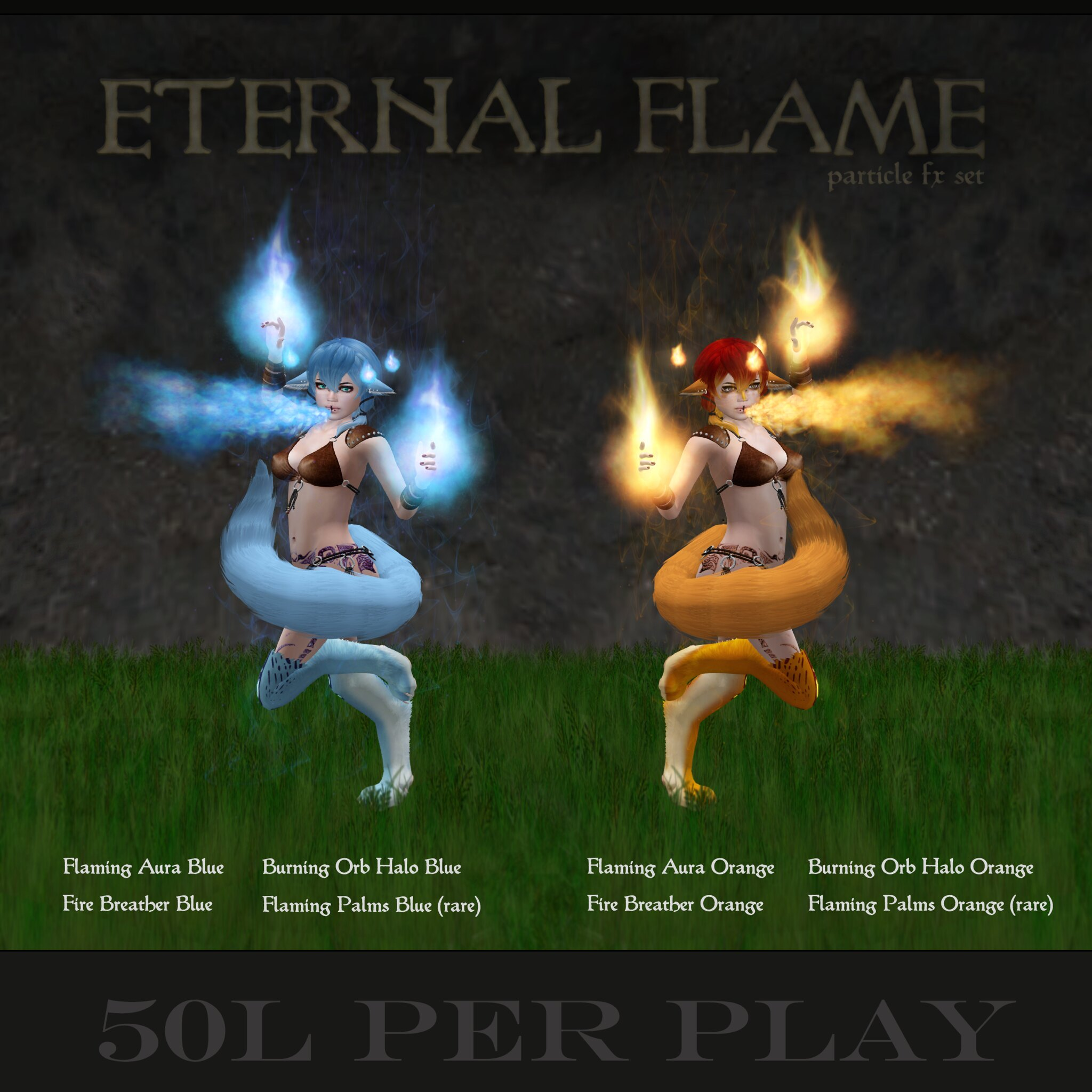 Cole's Corner - Eternal Flame