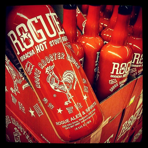 #Rogue Sriracha Hot Stout Beer?