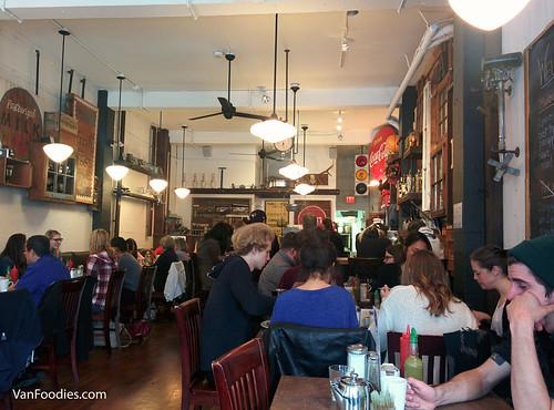 Jam Cafe, Victoria