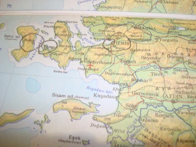 切石美的地理位置