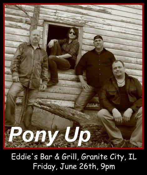 Pony Up 6-26-15