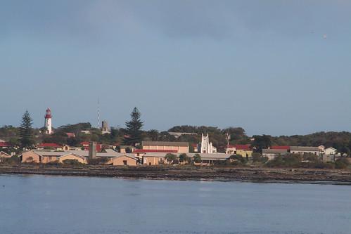 Village on Robben Island