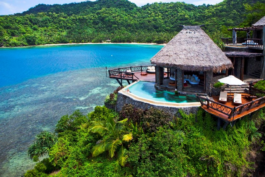 private island resort