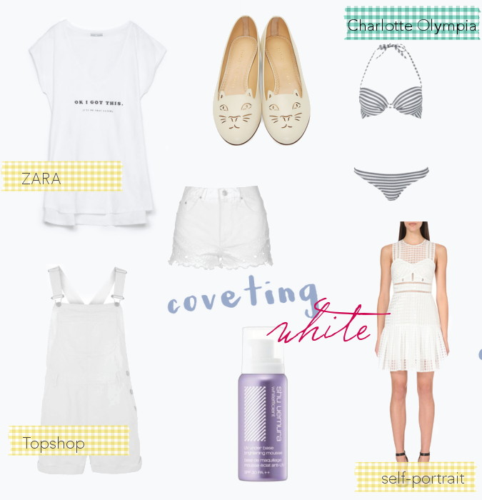 Daisybutter - Hong Kong Lifestyle and Fashion Blog: white wishlist, British fashion blogger