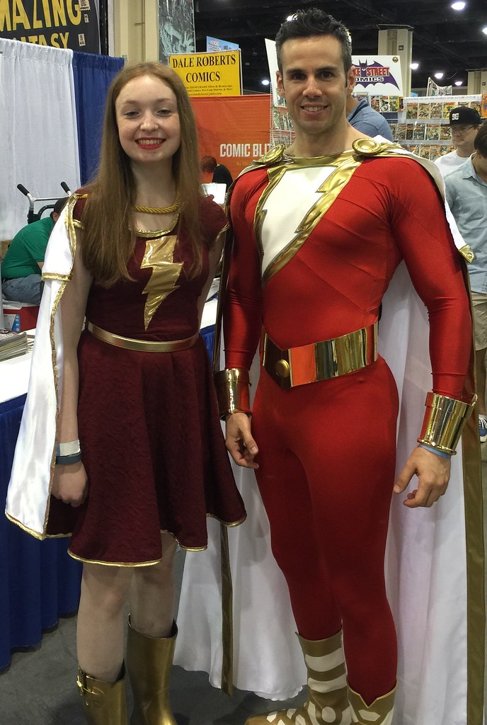 New 52 Shazam Captain Marvel And Mary