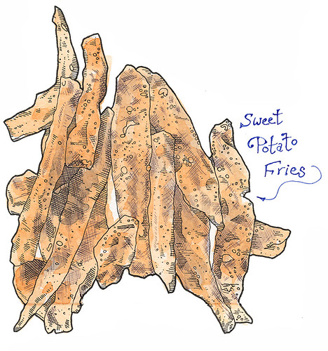 High Park Sweet Potato Fries | by matthew midgley