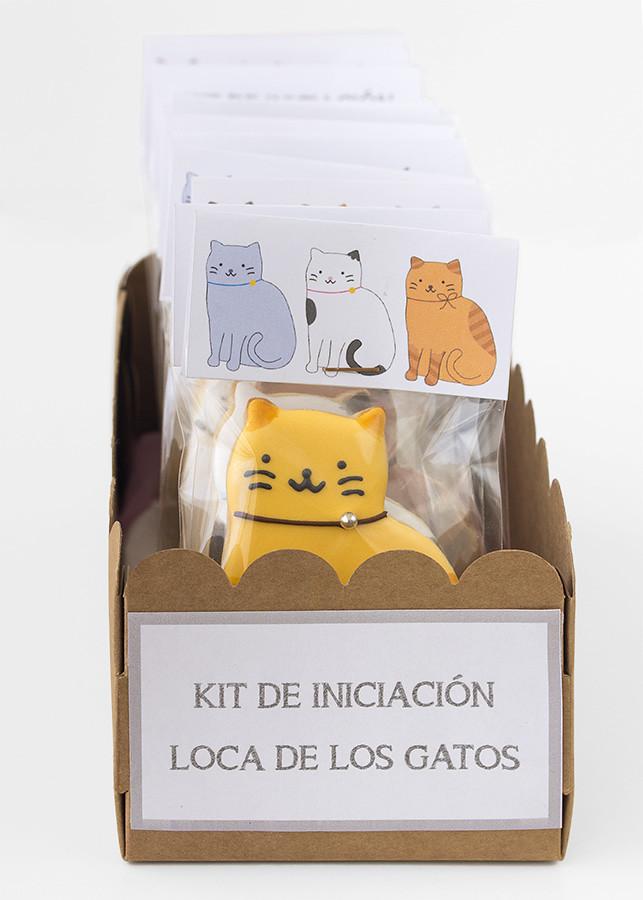 kit iniciacion loca gatos