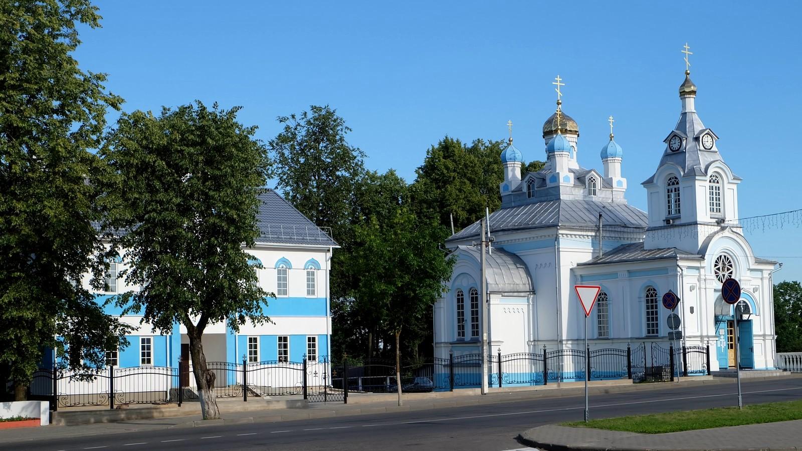 Церковь Преподобной Марии Египетской, Вилейка, Беларусь