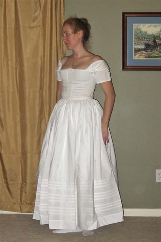 1830s Petticoats