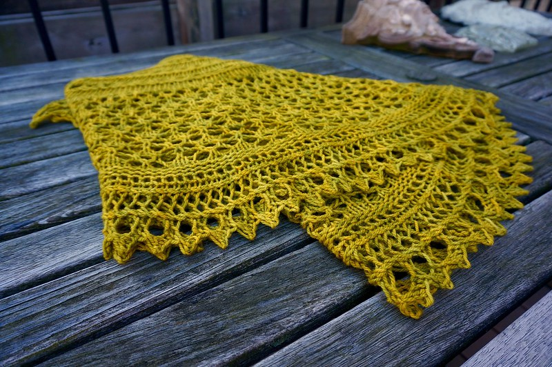 Monsoon Shawl
