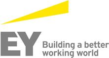Logo for EY