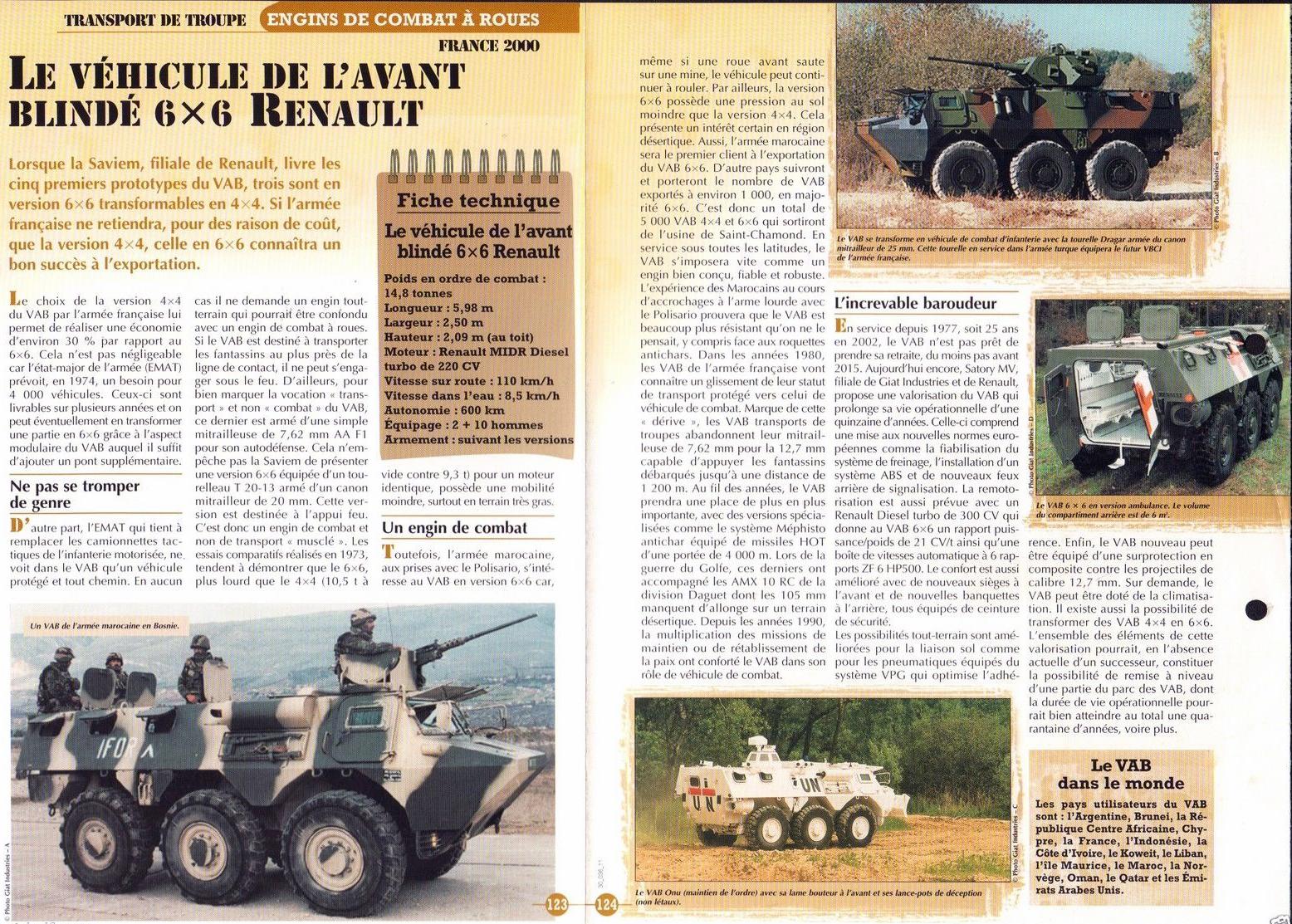 Renault VAB VTT et VCI des Forces Armées Royales 31832964225_fedf6ac8c7_o