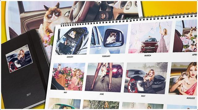 Opel Kalender 2017: Not impressed by Wonderland