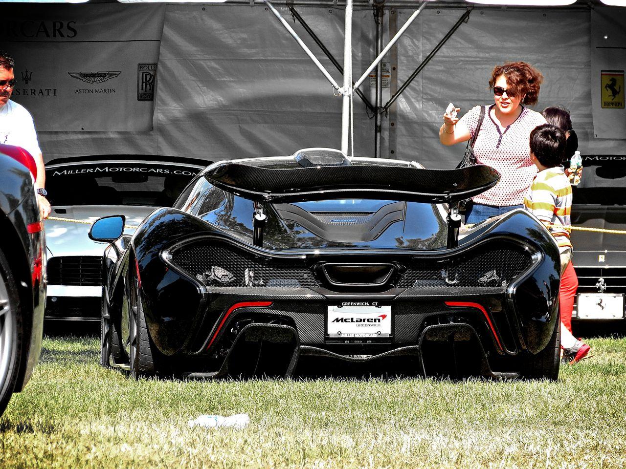Greenwich McLaren P1