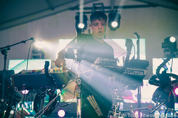 Robert Delong @ Live BFD 105 Festival 6-6-15-5