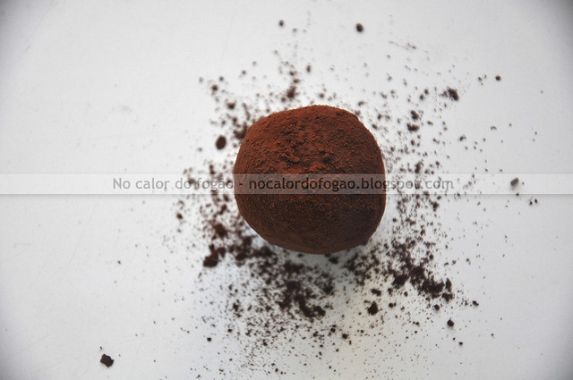 Trufa de Nutella