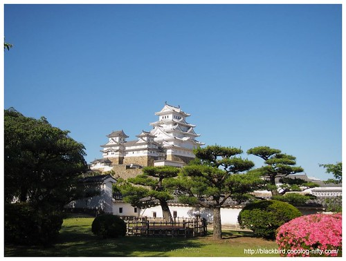 Himeji castle #14