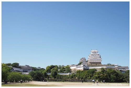 Himeji castle #03