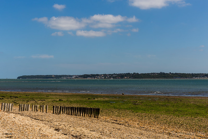 View of Cowes from Lepe