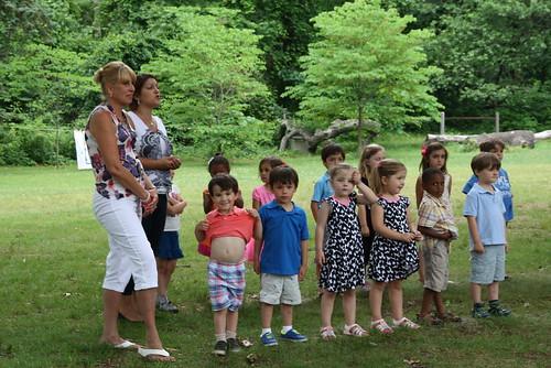 James's Nursery School Graduation 2015