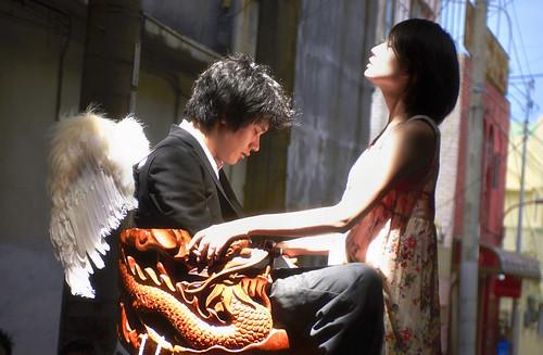 映画『天の茶助』より c2015『天の茶助』製作委員会