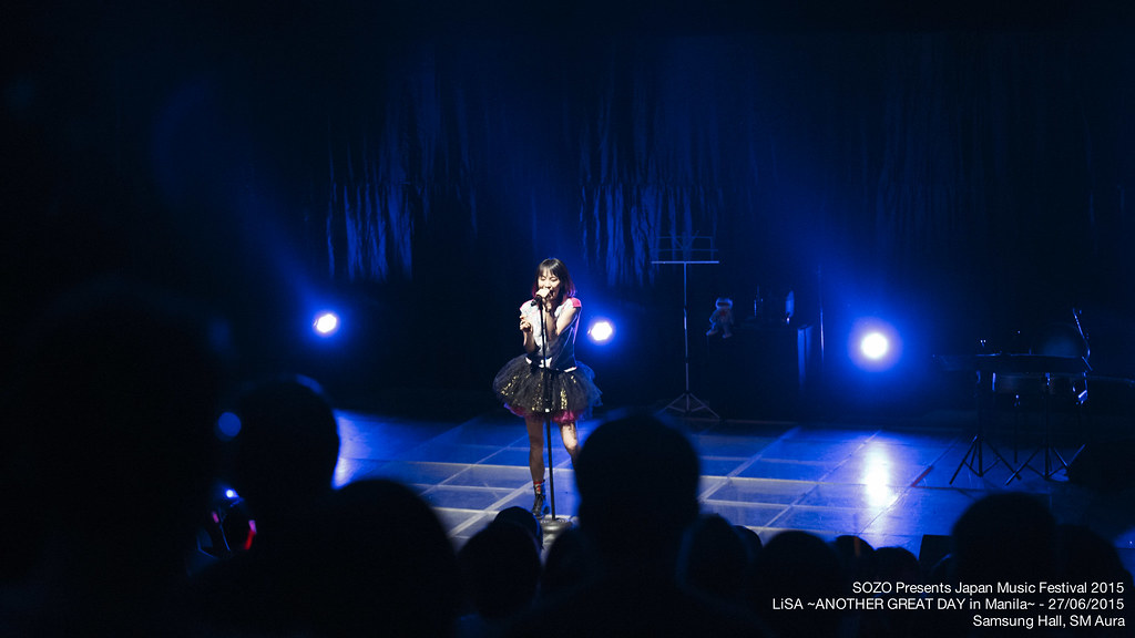 LiSA ~ANOTHER GREAT DAY in MANILA~ 2015 Event Report