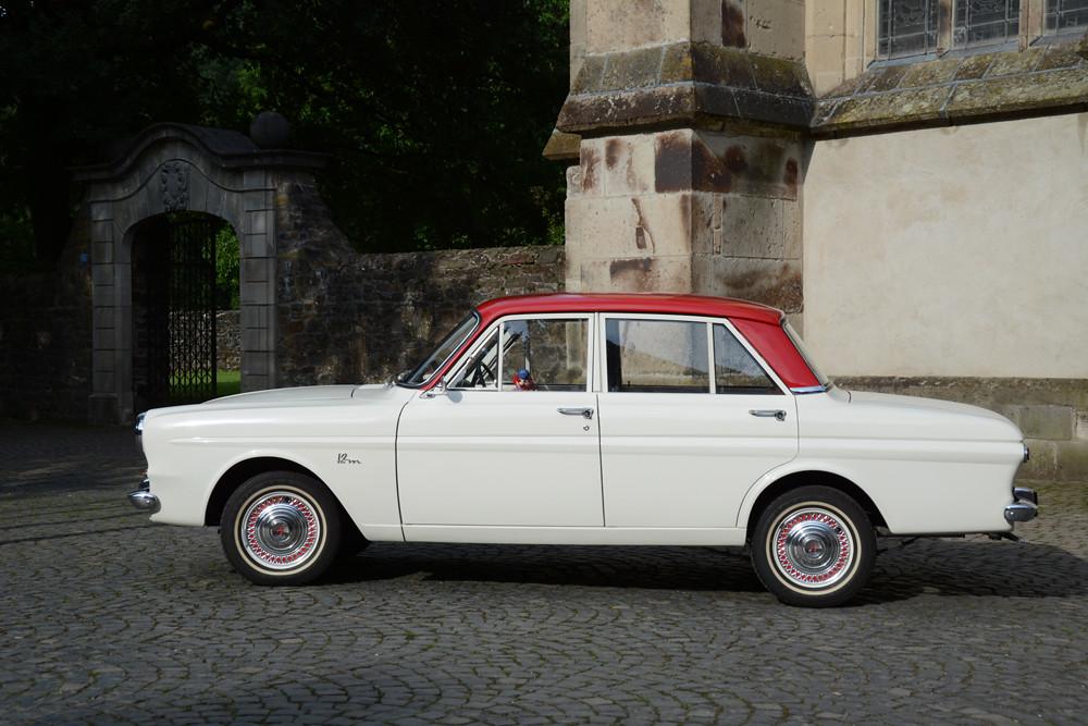ford taunus 12m p4 dezember 1964 40 ps 40 hp farben. Black Bedroom Furniture Sets. Home Design Ideas