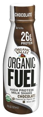 Free Organic Fuel Shakes