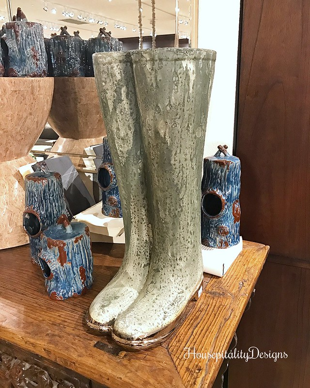 Boots Vase-Housepitality Designs