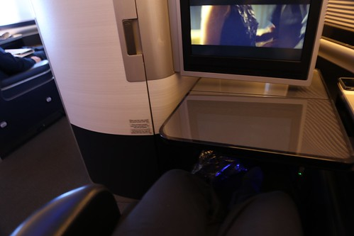 British Airways First Class | by Daniel Gillaspia