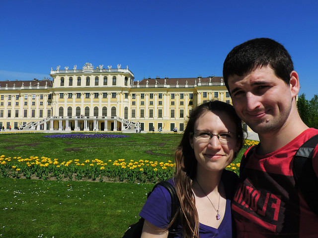 On Cities And Unbreakable Bonds: Schönbrunn Palace, Vienna, Austria