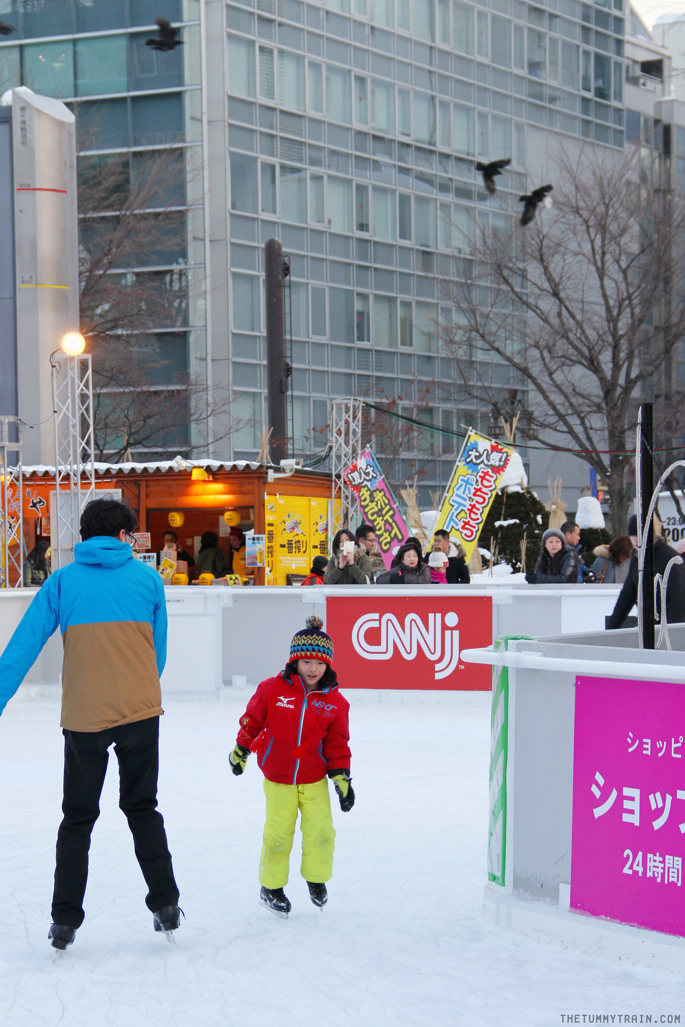 32166765454 463aa2b9df k - Sights, Sounds, and Smells at the 68th Sapporo Snow Festival at Odori Park