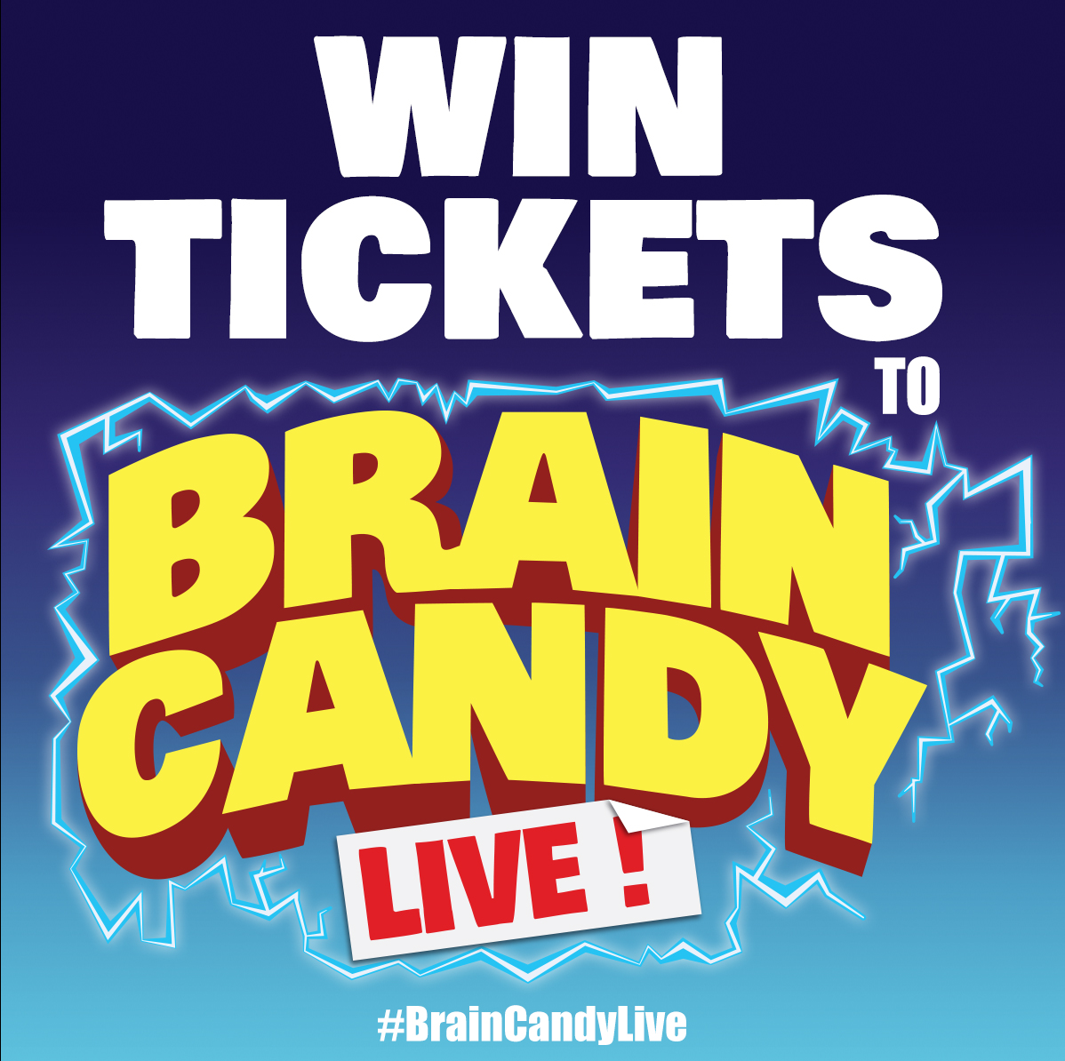 Win Tickets To See Brain Candy Live! - Coming to Detroit's Fox Theatre March 5, 2017 | Wading in Big Shoes