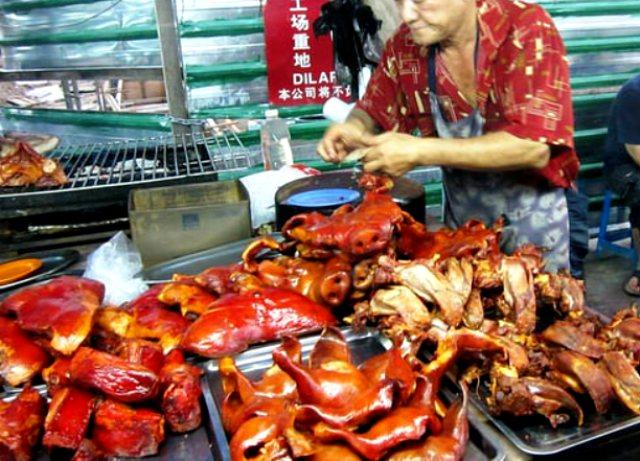 Pasar Malam, Sibu