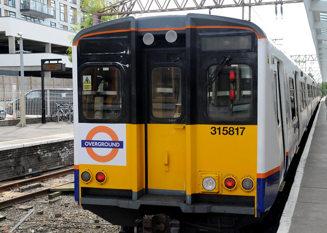 Enfield Town Overground Launch at Enfield Town