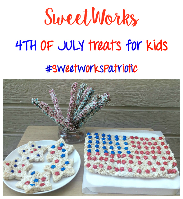 Sweetworks 4th of July