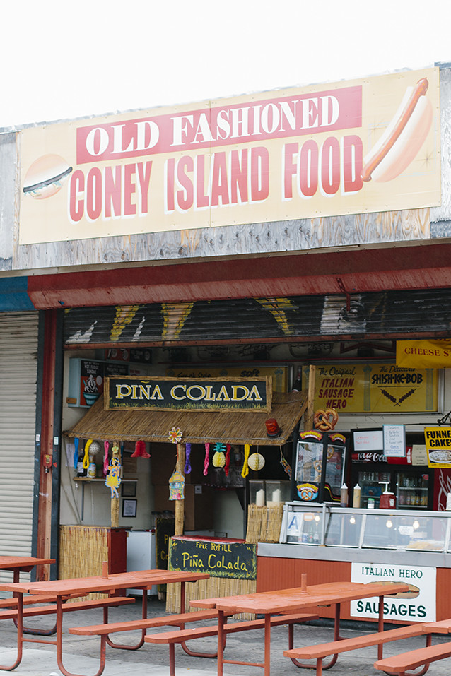 Coney Island Brooklyn What Olivia Did