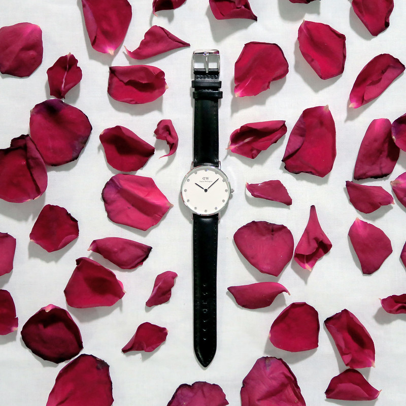 Daniel Wellington‎ diamond - roses