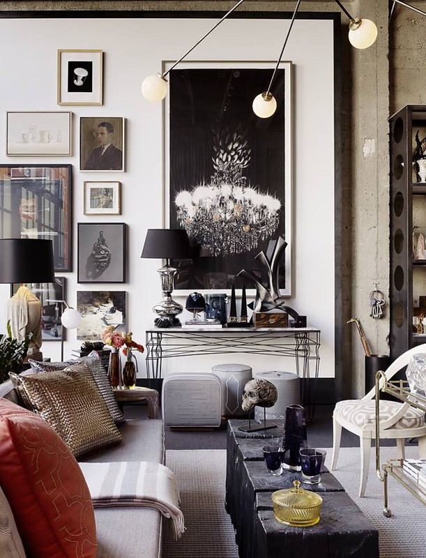 Black as a Decor Neutral