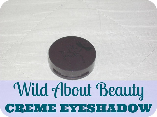 Wild About Beauty Creme Eyeshadow in 'Edna'