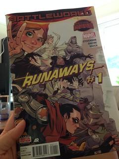 Runaways, Issue #1