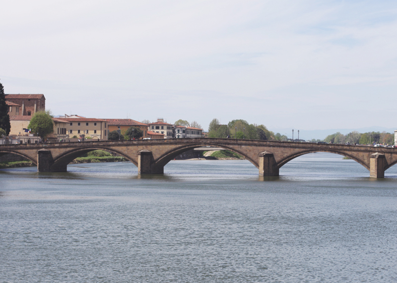 Ponte Vecchio Bridge Florence, Bumpkin Betty