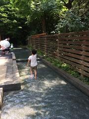 三田丘の上公園 じゃぶじゃぶ池