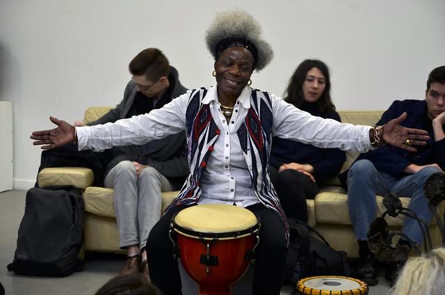 Erg séminaire/atelier 2017 : Princesse Mansia M'bila